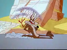 Adventures of the Road-Runner Sound Ideas, CARTOON, SKID - SHORT, LOW SKID