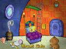 CAT - DOMESTIC SINGLE MEOW, ANIMAL 04 SpongeBob SquarePants Operation Krabby Patty