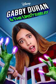 Gabby Duran & the Unsittables Poster