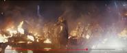 Last Jedi SKYWALKER, EXPLOSION - BIG CRUNCH 2