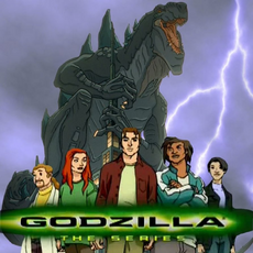 Godzilla the series cover