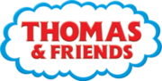 Thomas and Friends Logo USA