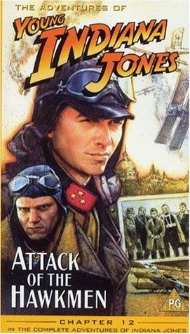 Young Indiana Jones and the Attack of the Hawkmen Poster