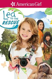 American Girl Lea to the Rescue Poster