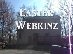 Easter Webkinz Title Card