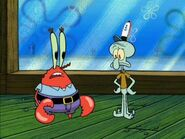 Spongebob and the Patty Gadget Jeff Hutchins stomach growls