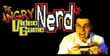 Angry Video Game Nerd Poster