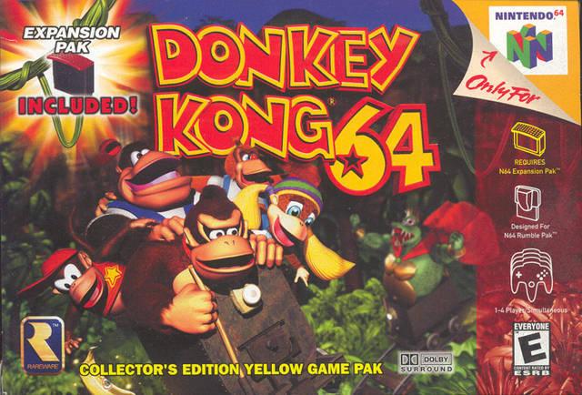 Donkey Kong 64   Soundeffects Wiki   FANDOM powered by Wikia