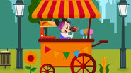 Mickey Mouse and Minnie Mouse Funny Story Series Sound Ideas, HEAD SHAKE, CARTOON - XYLO HEAD SHAKE,