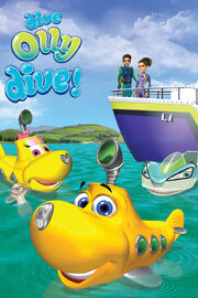 Dive Olly Dive Poster