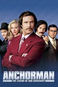 Anchorman - The Legend of Ron Burgundy (2004)