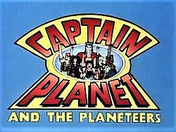Captain Planet and the Planeteers title