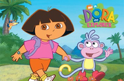 Dora the Explorer cover