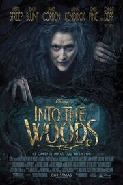 Into the Woods 2014 Movie Poster