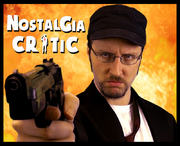 The nostalgia critic cover