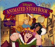 Disney's Animated Storybook The Hunchback of Notre Dame Cover