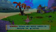 SpongeBob SquarePants Battle for Bikini Bottom Sound Ideas, SQUISH, CARTOON - GLOPPY PAINT FIGHT SQUISH,