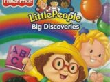 Fisher Price: Little People Volume 1 - Big Discoveries