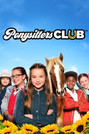 The Ponysitters Club Poster