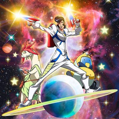 Space Dandy