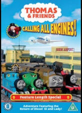 TTTE Calling All Engines poster