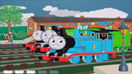 Thomas and Friends - A Day at the Races (video game) Hollywoodedge, Metal Creaks Machine FS015801 (3)
