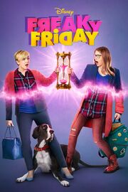Freaky Friday 2018 Movie Poster