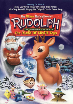 Rudolph and the Island of Misfit Toys Cover