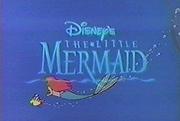 The Little Mermaid TV Series Title
