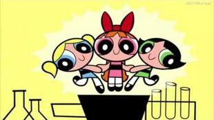The Powerpuff Girls Intro (Original) HD