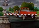Chasing Bobby Railroad Crossing 06