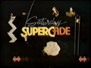 Saturday Supercade title