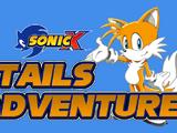 Sonic X: Tails Adventures