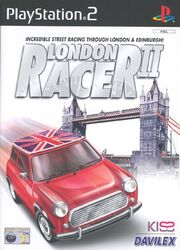 LondonRacerII UKPALPlayStation2FrontCover