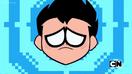 Teen Titans Go! Permanent Record CARTOON TRUMPET FANFARE (2)