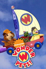 The Wonder Pets! Poster