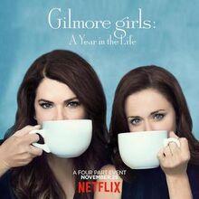 Gilmore Girls Netflix Poster