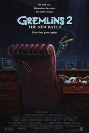 Gremlins 2 the new batch poster