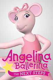 Angelina Ballerina The Next Steps Poster