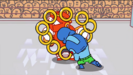 MEGAMAN 4 NES Animated Playthrough Sonic Ring Loss