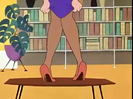 Tom and Jerry MGM, SCREAM, CARTOON - WOMAN SCREAMING 1