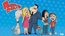 American dad cover