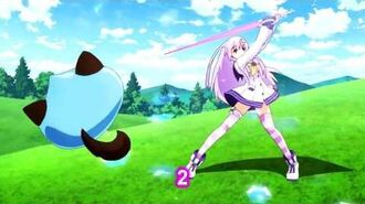 Hyperdimension Neptunia The Animation (2013-2014) killcount