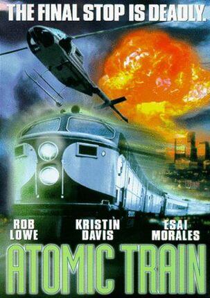 Atomic Train Logo