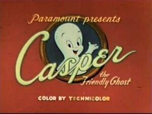 Casper title card