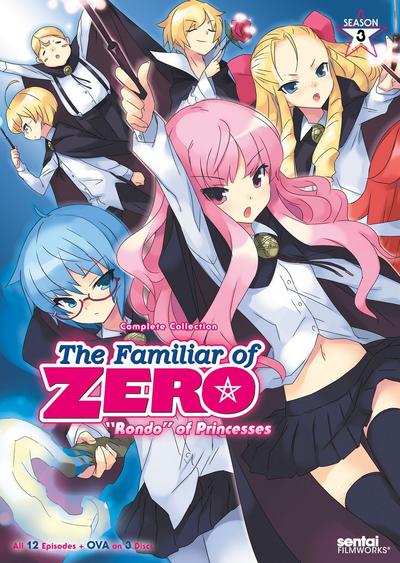 The Familiar of Zero Rondo of Princesses