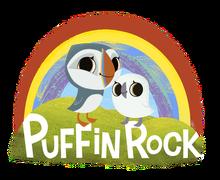Nick Jr. Puffin Rock Logo Original