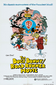 The Bugs Bunny Road Runner Movie Poster