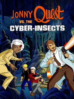Jonny Quest vs The Cyber Insects (1995)