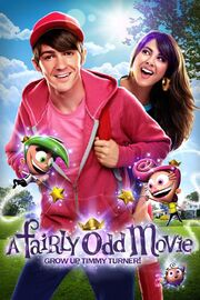 A Fairly Odd Movie Grow Up, Timmy Turner! Poster